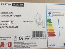 ASD PIR Coach Lantern Black CL/BK100P