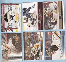 2011-12 12-13 13-14 14-15 15-16 16-17 Upper Deck UD Canvas Tuukka Rask