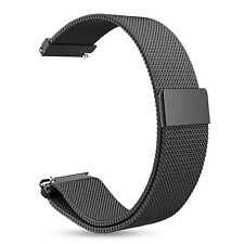 For Samsung Gear S2 Classic SM-R732 & SM-R735 Watch Bands Stainless Steel Strap