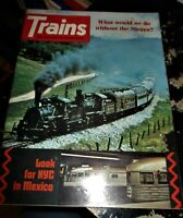 Trains Magazine June 1973 Issue