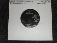 (ERNIE FASTEST MILKMAN IN THE WEST BENNY HILL 1971 RECORD)COLUMBIA D.B 8833