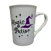 Magic Potion Coffee Mug Cup Kitchen Accessories Drinking Glass Witch Halloween