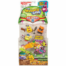 The Grossery Gang 4 Pack and Launcher Series 4 Bug Strike