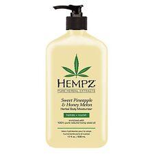 Hempz Sweet Pineapple and Honey Melon Herbal Body Moisturizer