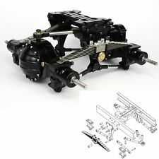 LESU X-8002-A Complete Rear Suspension Kit For 1/14 TAMIYA RC Truck Axles Models