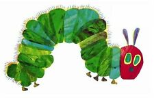 ****** THE VERY HUNGRY CATERPILLAR** ****FABRIC/T-SHIRT IRON ON TRANSFER