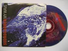 "SOUNDGARDEN ""MY WAVE"" - MAXI CD - 4 SONGS - AUSTRALIA PRESSING IN CARDSLEEVE"