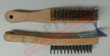 Charcoal Grill Brushes X 2