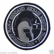 Patch N48 Aeronautica Militare Shindad Air Base Afghanistan Toppa senza velcro