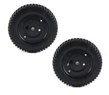Craftsman Sears Lawn Mower Wheel Replacement Mower Back Wheel 734-2010B- 2 Pack