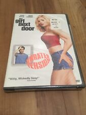 The Girl Next Door (DVD, 2004, Unrated) Brand New Sealed Emile Hirsch