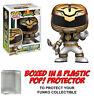 Funko POP! ~ ASSORTED POWER RANGERS FIGURES & BOBBLEHEADS w/POP PROTECTORS+++