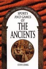 Sports and Games of the Ancients: (Sports and Games Through History)-ExLibrary