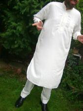 Abbigliamento etnico bianchi per Uomo taglia L