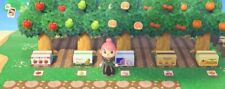 Animal Crossing New Horizons Fruit Carboard Boxes Complete set