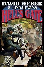 Hell's Gate by David Weber & Linda Evans (Multiverse Wars #1) (2008, PB) DD1472