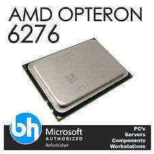 AMD Opteron 6276 2.30GHz Sixteen Core CPU 16MB L3 Cache Socket G34 OS6276WKTGGGU