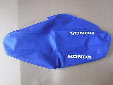 FLU gripper seat cover Team Honda 2005-2008 CRF450R & 2004-09 CRF250X CRF250R BL