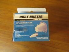 Black and Decker Chv9608 Vf96 Dustbuster Filter # 90510937