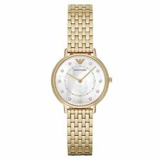Emporio Armani AR11007 Women's Watch Gold 32mm Stainless Steel