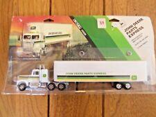 vintage Ertl John Deere Tractor Parts Express Semi/Truck old wheels 1/64 #5535