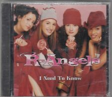 R. Angels - I Need to Know [US Single] [Single]  (CD, Feb-2000, Uptown) NEW