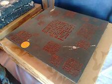 Oriental style dinner mat/placemat
