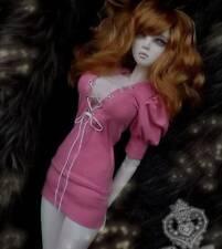1 3 8-9 Bjd Wig Dal Pullip BJD SD LUTS supper Dollfie Doll wigs red toy LS11