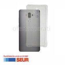 Funda de Silicona Gel Carcasa TPU para Huawei Mate 9. Transparente