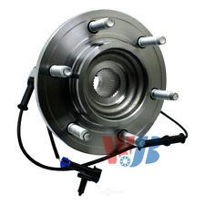 Wheel Bearing and Hub Assembly Front WJB WA515128