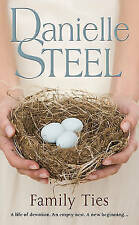 Family Ties by Danielle Steel (Paperback, 2011)