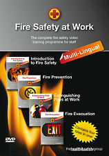 Fire Safety At Work Compilation Multi Lingual