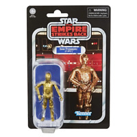 STAR WARS VINTAGE COLLECTION EMPIRE STRIKES BACK C-3PO 3 3/4 INCH ACTION FIGURE
