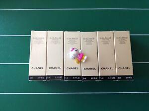 Chanel Sublimage Le Fluide et Masque 6x5ml = 30ml