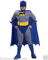 CK43 Licensed Batman Brave & Bold Deluxe M/C Batman Toddler Boys Child Costume