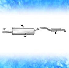CHRYSLER GRAND VOYAGER IV 3.8 V6 160 KW 2001-2007 Auspuff Abgasanlage 0483