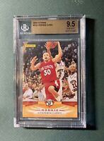 2009 PANINI STEPHEN CURRY ROOKIE CARD BGS 9.5💥 WARRIORS RC - GEM MINT