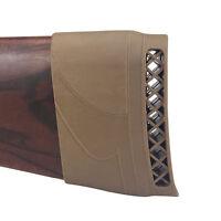 Tourbon Rifle Recoil Pad Rubber Shotgun Gun Buttstock Extension Shockproof pad