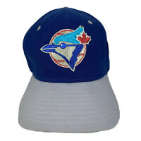 VTG Toronto Blue Jays New Era Fitted Hat - Dupont Visor Pro Model - USA Snapback
