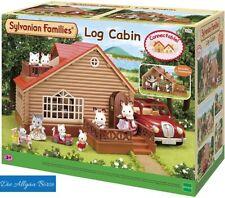Sylvanian Families 4370 Blockhütte Log Cabin Hütte Haus Urlaub Neu OVP