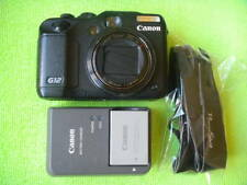 CANON POWERSHOT G12 10.0 MEGA PIXELS DIGITAL CAMERA BLACK