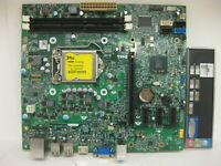 Dell Optiplex 390 Mini Tower or Desktop Motherboard 0M5DCD With I/O Backplate