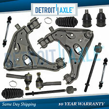 12pc Front Lower Control Arm Tie Rod Sway Bar Torsion Bar 1998 2011 Ford Ranger Fits Ford Ranger