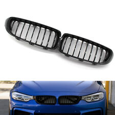 Front Kidney Grille M4 Sport Gloss Black for BMW F32 F33 F36 F82 Cabriolet Coupe
