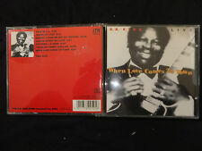 RARE CD B B KING / LIVE / WHEN LOVE COMES TO TOWN /