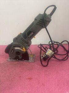 Titan Mini Circular Saw TTB689CSW - Pleas Read Description