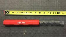 "Hilti Te-Yx 3/4-13 3/4"" x 13"" Sds-Max Imperial Carbide Tip Hammer Drill Bit"