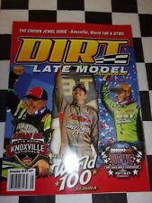 Dirt Late Model Magazine December 2018 Racing Mag Crown Jewel Issue Knoxville