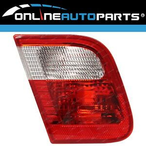 LH Inner/Boot Clear/Red Tail Light for BMW E46 3 Series 1998-2001 LHS Left