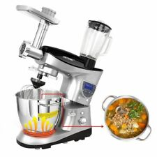 CHEFTRONIC Heating Bowl Multifunction Kitchen Stand Mixer SM-1088 120V/1000W 7.4